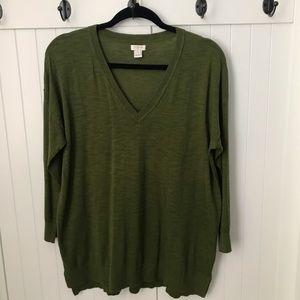 J. Crew Sweater | Size L
